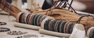 Balibay Armbänder Ausstellung