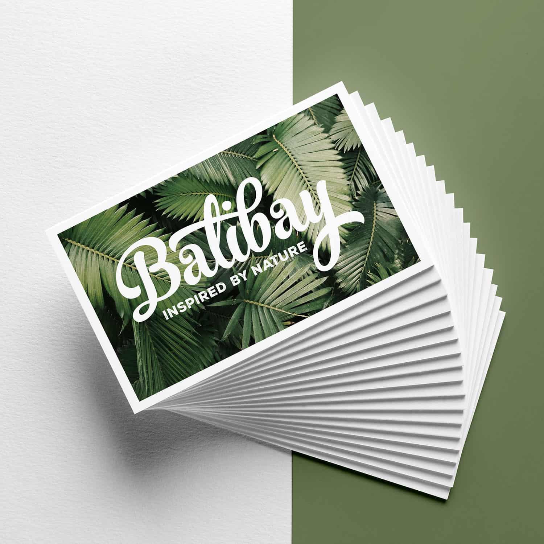 Balibay Gutscheine grün