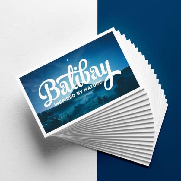 Balibay Gutscheine blau
